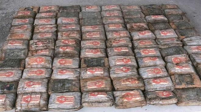 Un bateau bourré de cocaïne échoue aux Îles Marshall