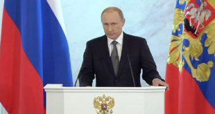 Vladimir Poutine Russie pandémie de coronavirus