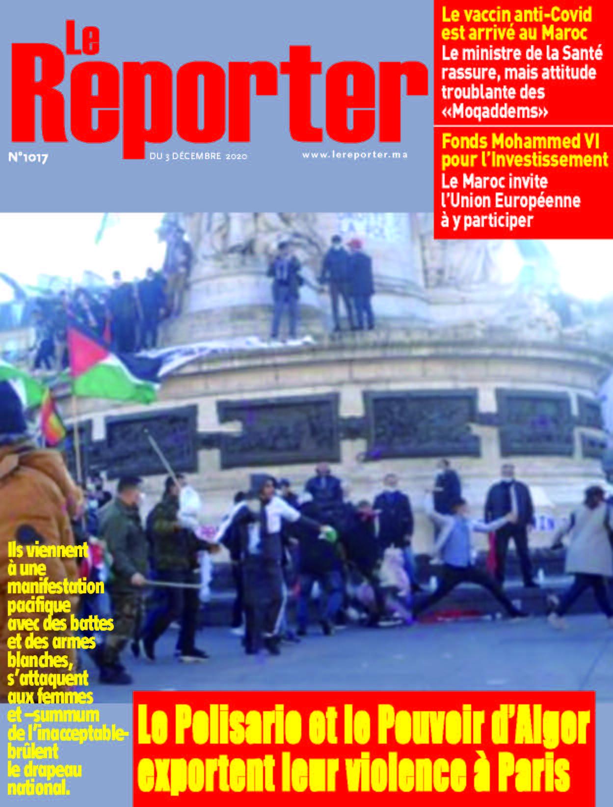 Le Reporter Magazine
