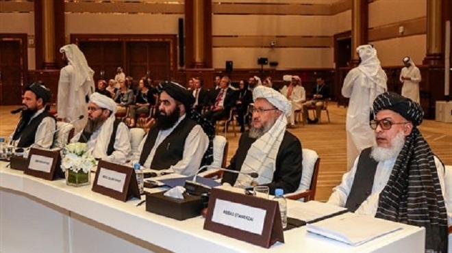 Afghanistan Les Talibans De Plus En Plus Forts