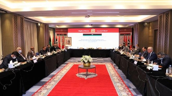 Bouznika Un Nouveau Round Du Dialogue Inter Libyen
