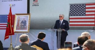 Consulat américain à Dakhla David T. Fischer