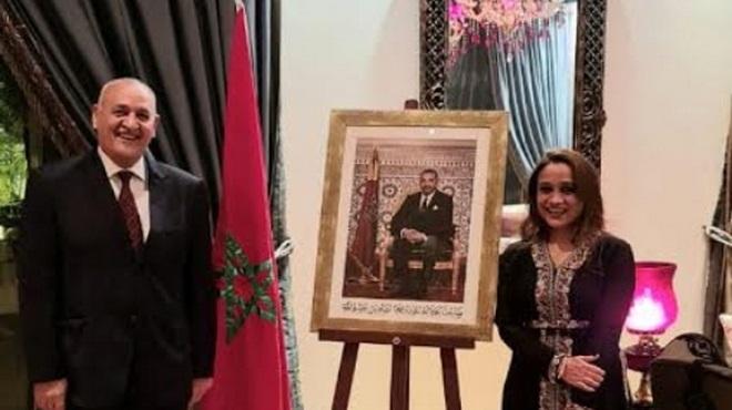 Consulat Honoraire Du Maroc à Calcutta En Inde