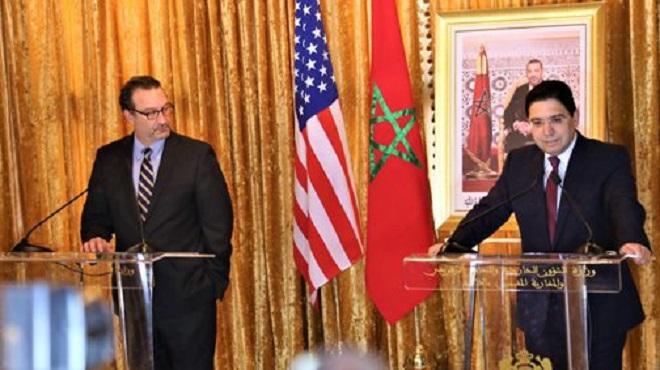 Dakhla relations maroco-américaines