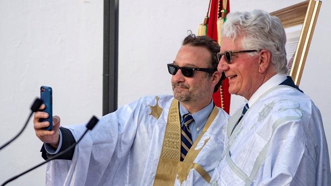 David Schenker Usa Maroc David Fischer