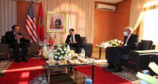 Délégation américaine consulat général US à Dakhla
