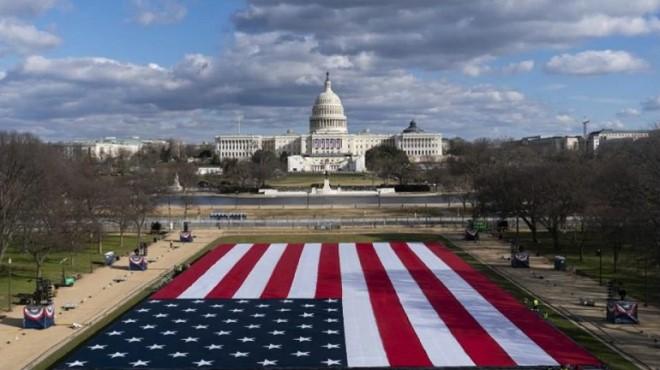 Etats Unis Washington Investiture De Joe Biden 2021