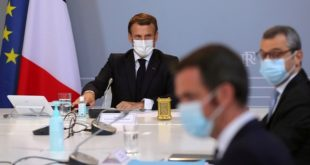 France Conseil de défense sanitaire