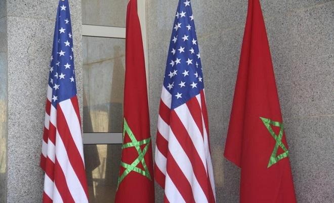 Groupe De Travail Maroc Usa Dgst