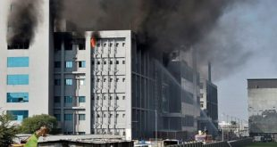 Inde Incendie Du Serum Institute Of India