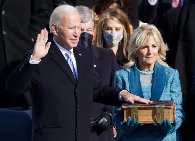 Joe Biden 46ème président des Etats-Unis