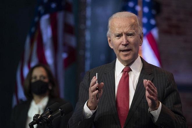 Joe Biden Usa International