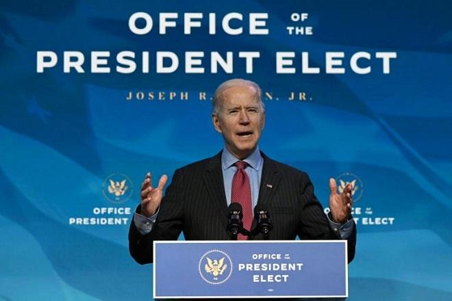 Joe Biden dévoile un plan de relance