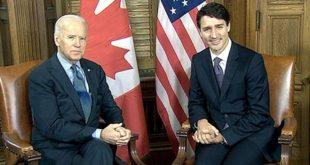 Justin Trudeau félicite Joe Biden pour son élection
