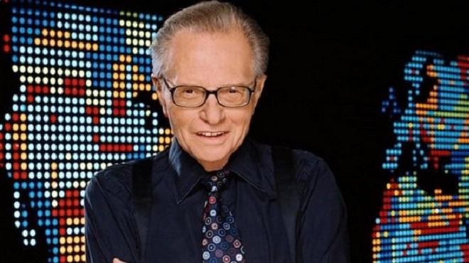 Larry King s'éteint à 87 ans