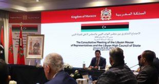 Le Maroc est engagé à accompagner les parties libyennes jusqu'à résolution de la crise