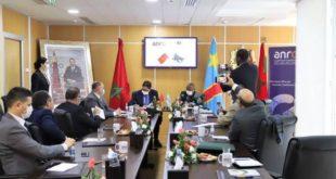 Le Maroc et la RDC renforcent leur coopération ANRE