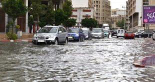 Les pluies diluviennes sèment le chaos à Casablanca