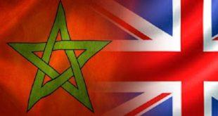 Maroc Grande Bretagne