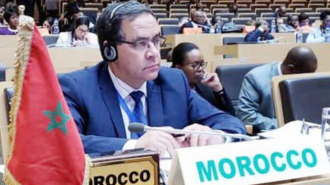 Mohamed Arrouchi Ua Cea Onu