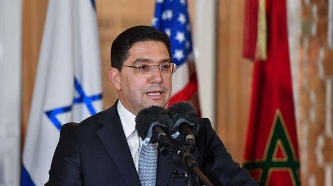 Nasser Bourita Israël