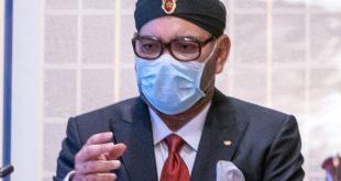 Roi Mohammed Vi Vaccination Anti Covid