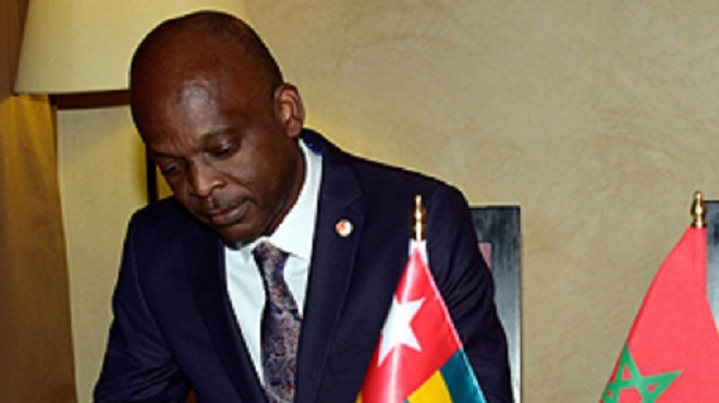Sahara Togo Robert Dussey