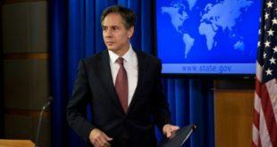 Usa Diplomatie Antony Blinken