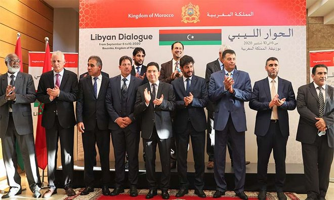 Dialogue Inter Libyen Reprend à Bouznika