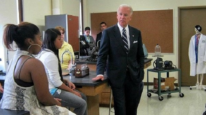 Plan De Relance Etats Unis Joe Biden