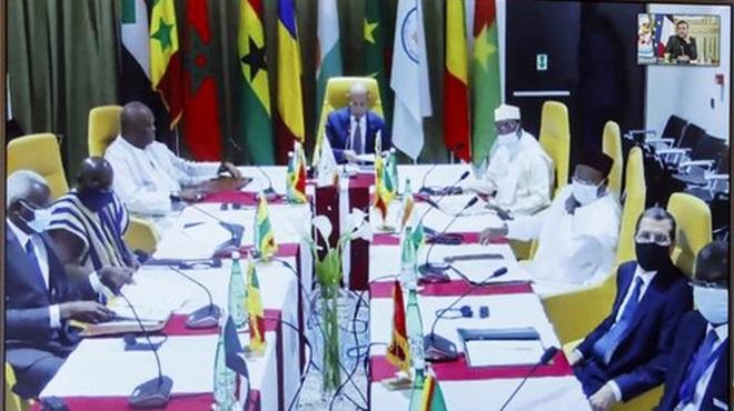 7è Sommet du G5 Sahel