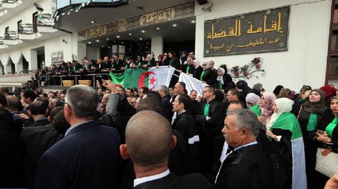 Alger Union des barreaux d'Algérie