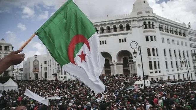 Algérie,FFS,MDS