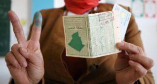 Algérie calendrier électoral