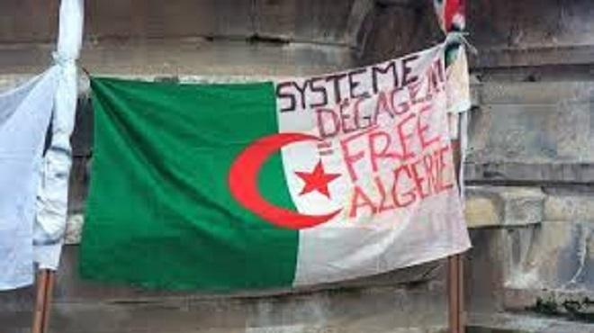 Algérie systeme degage