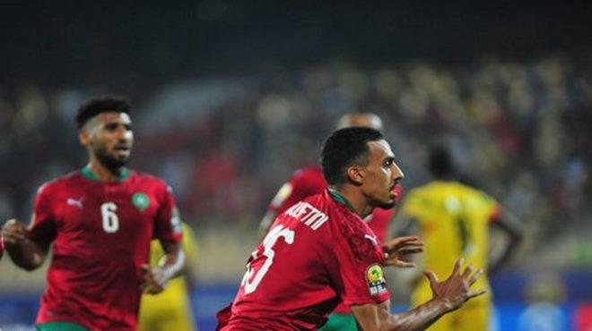 Chan 2021 Maroc Mali