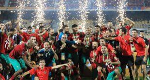 Chan 2021 Le Maroc Conserve Son Titre