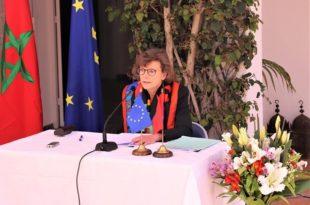 Claudia Wiedey conférence de presse