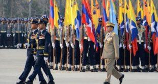 coup d'etat militaire en birmanie