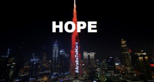 Émirats Arabes Unis Sonde Hope