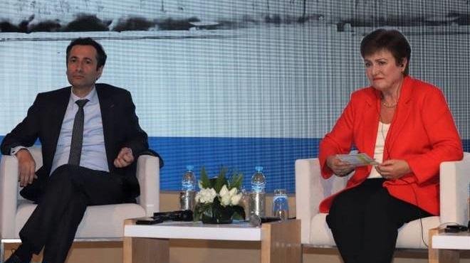 Fmi Kristalina Georgieva Maroc