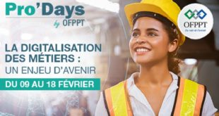 Formation Professionnelle Ofppt