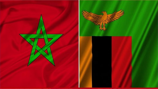 Le Maroc Et La Zambie