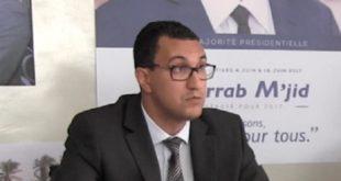 M'Jid El Guerrab député du groupe Agir ensemble