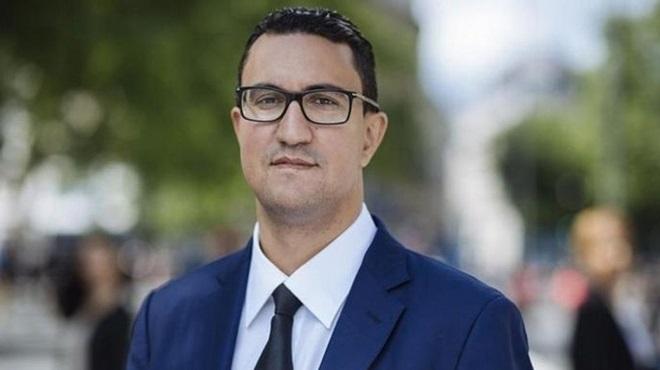 M'Jid El Guerrab député