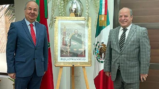 Maroc-Israël diplomate