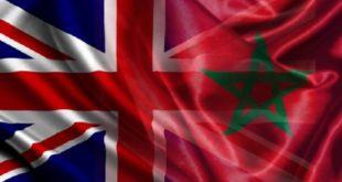 Maroc Royaume Uni Investissement