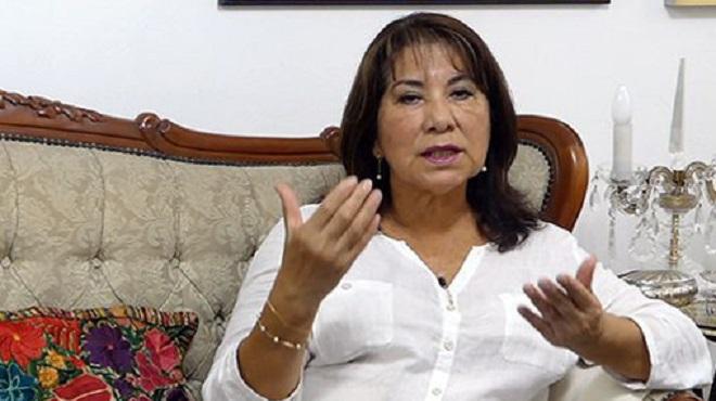 Martha Chavez Cossio Sahara Marocain