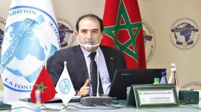 Médiateur du Royaume Mohamed Benalilou
