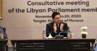 Nasser Bourita Manul